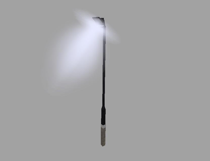 Flutlicht mit Nacht oder BewegungsmelderFunktion